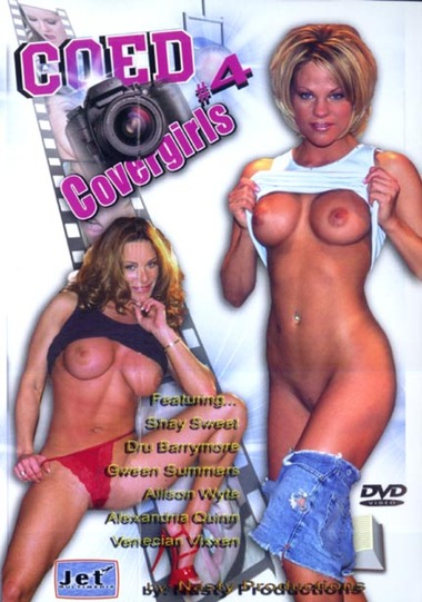 Coed Covergirls 4 Scene 4