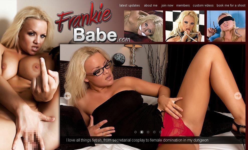 Frankiebabe Site Rip