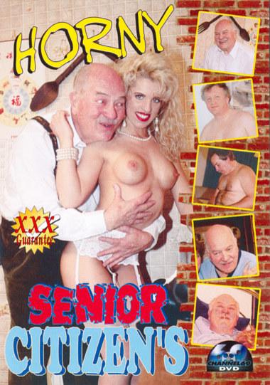 Horny Senior Citizens Scene 5
