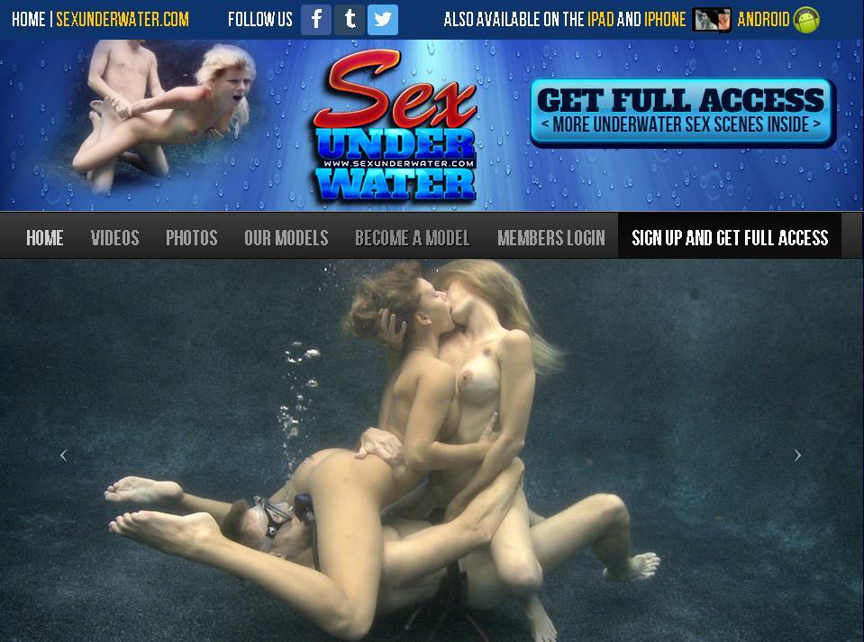 Sexunderwater Site Rip