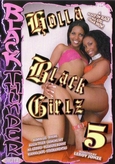 Holla Black Girlz 5 Scene 1