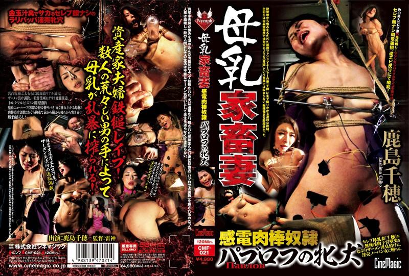 CMF-021 Female Dog Kashima Chiho Of Breast Milk Livestock Wife Shock Cock Slave Pavlov