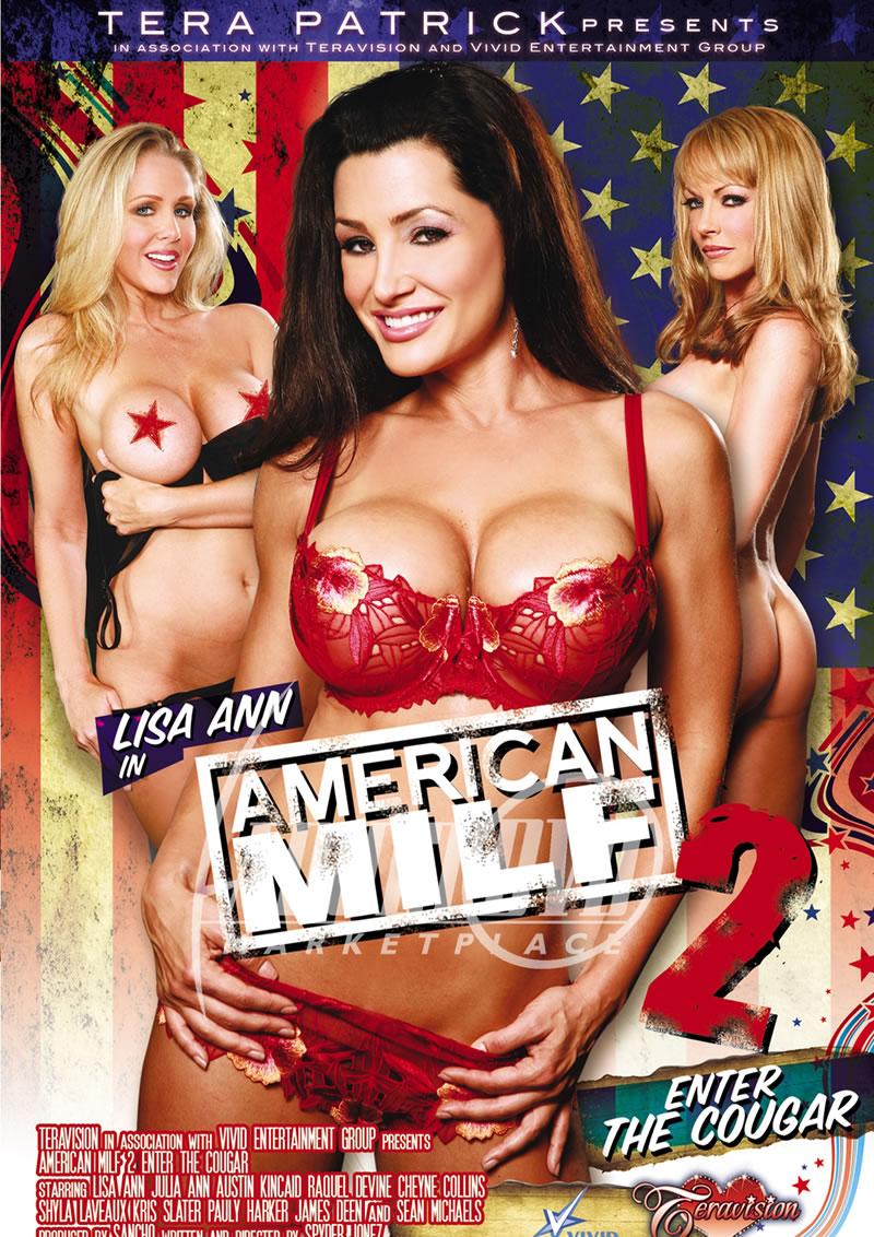 American MILF 2 Enter The Cougar