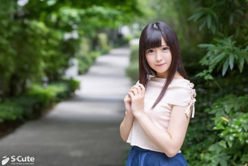 S-Cute 495 Azuki #1 恥じらい残る美少女の仲良しエッチ
