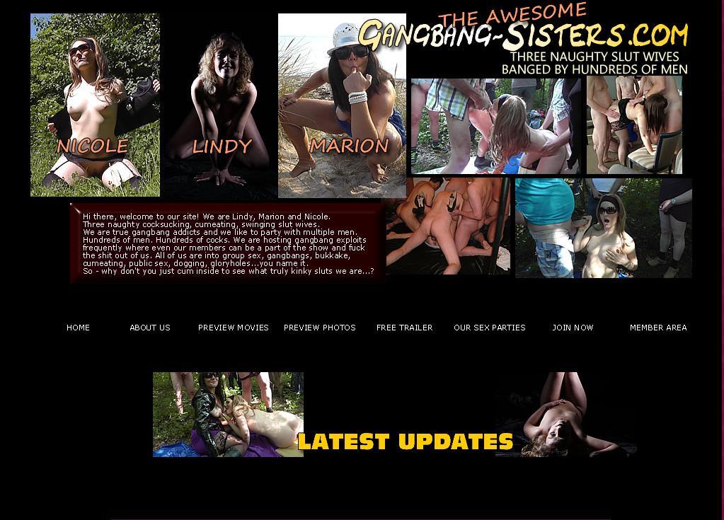 Gangbang-Sisters Site Rip