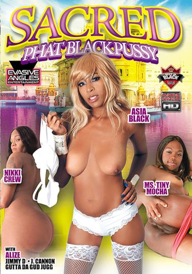 Sacred Phat Black Pussy Scene 4