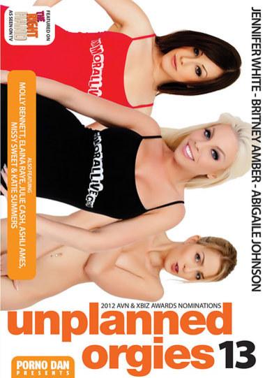 Unplanned Orgies 13 Scene 1