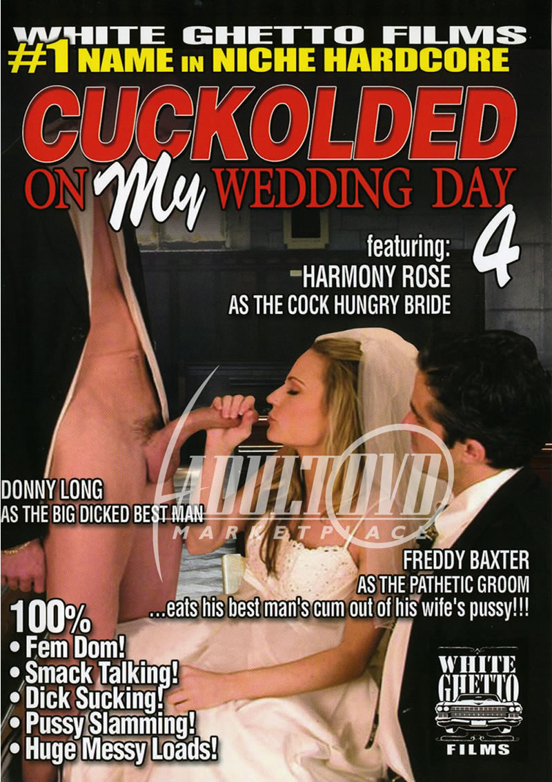 Cuckolded On My Wedding Day 4