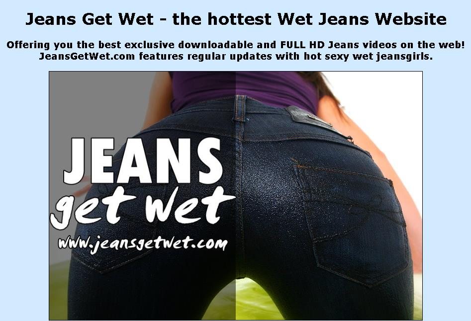JeansGetWet Site Rip