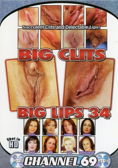 Big Clits Big Lips 34 Scene 8
