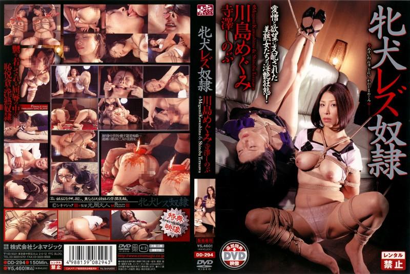 DD-294 Megumi Kawashima, Shinobu Terasawa Lesbian Slave Bitch