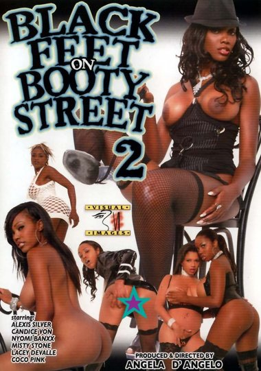 Black Feet On Booty Street 2 Scene 1