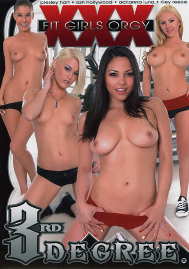 XXX Fit Girls Orgy Scene 1