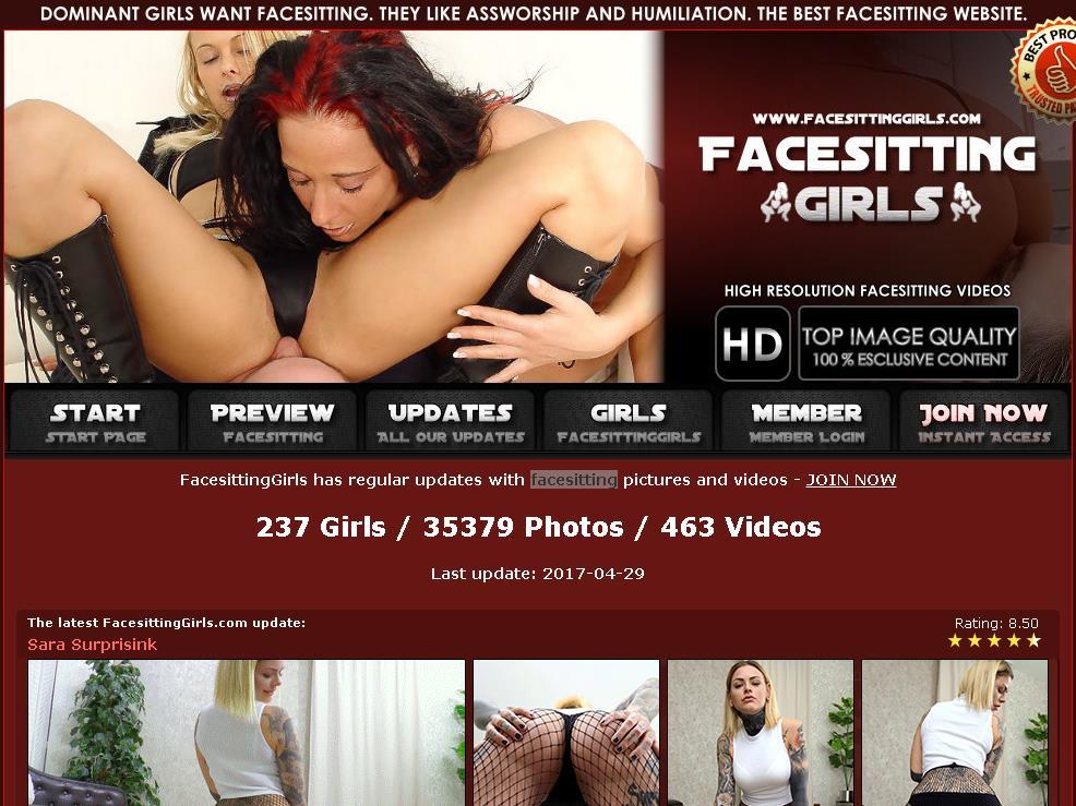 FacesittingGirls.com