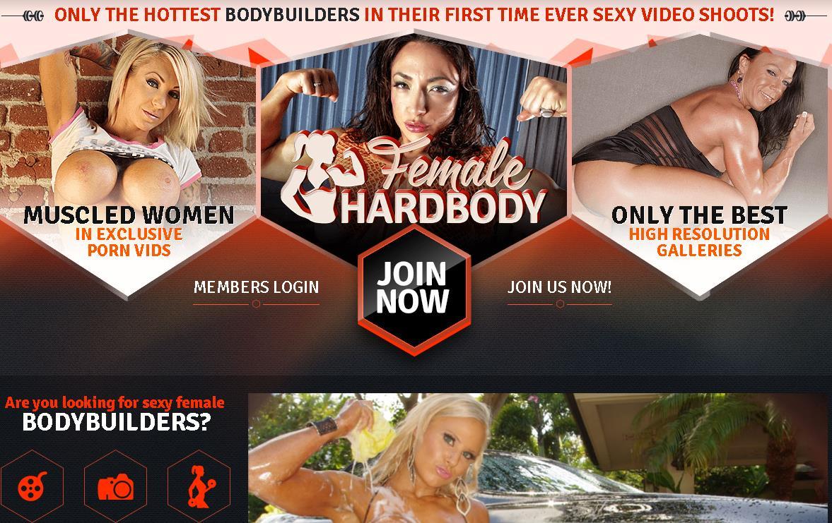 Femalehardbody Site Rip