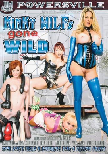 Kinky Milfs Gone Wild Scene 3