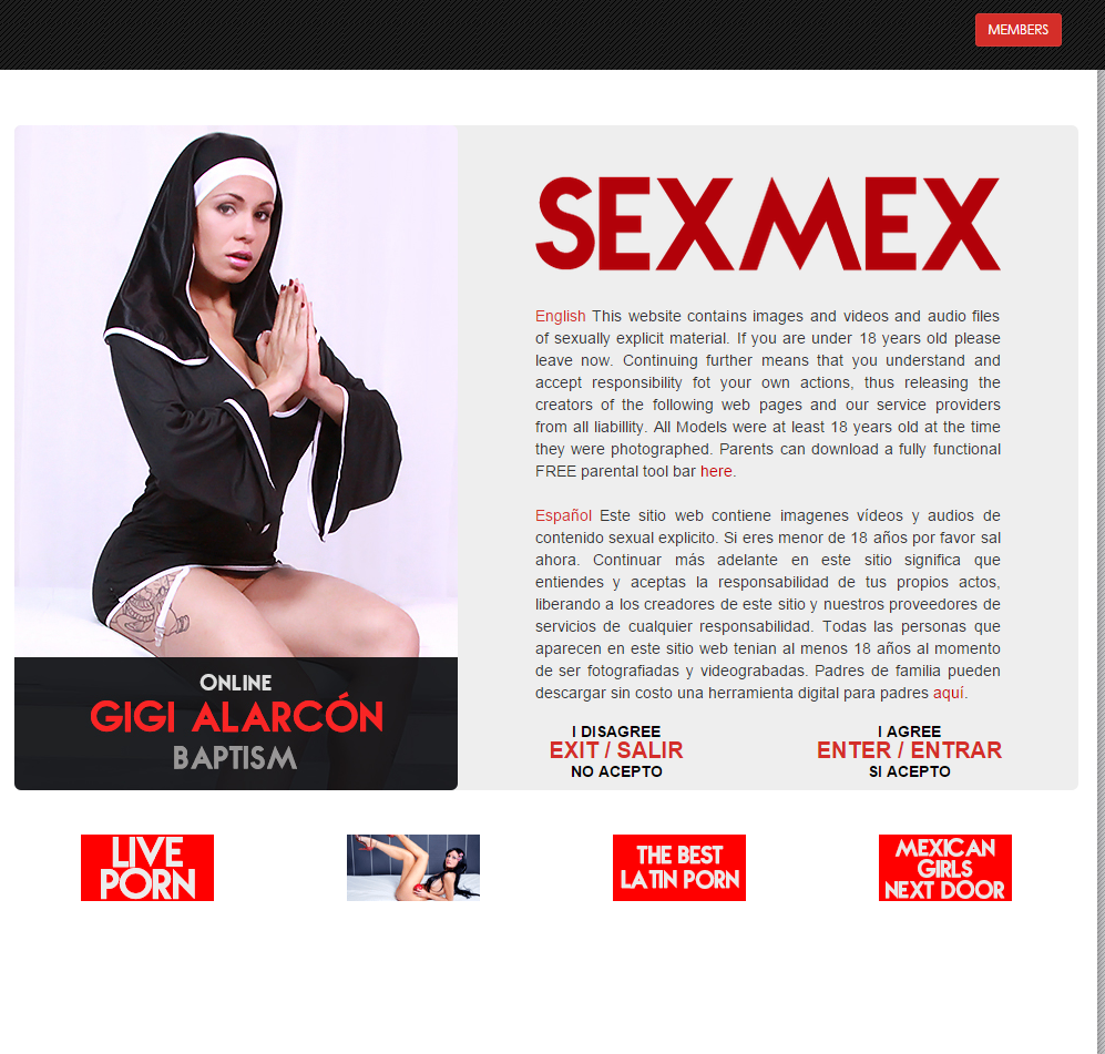 sexmex siterip