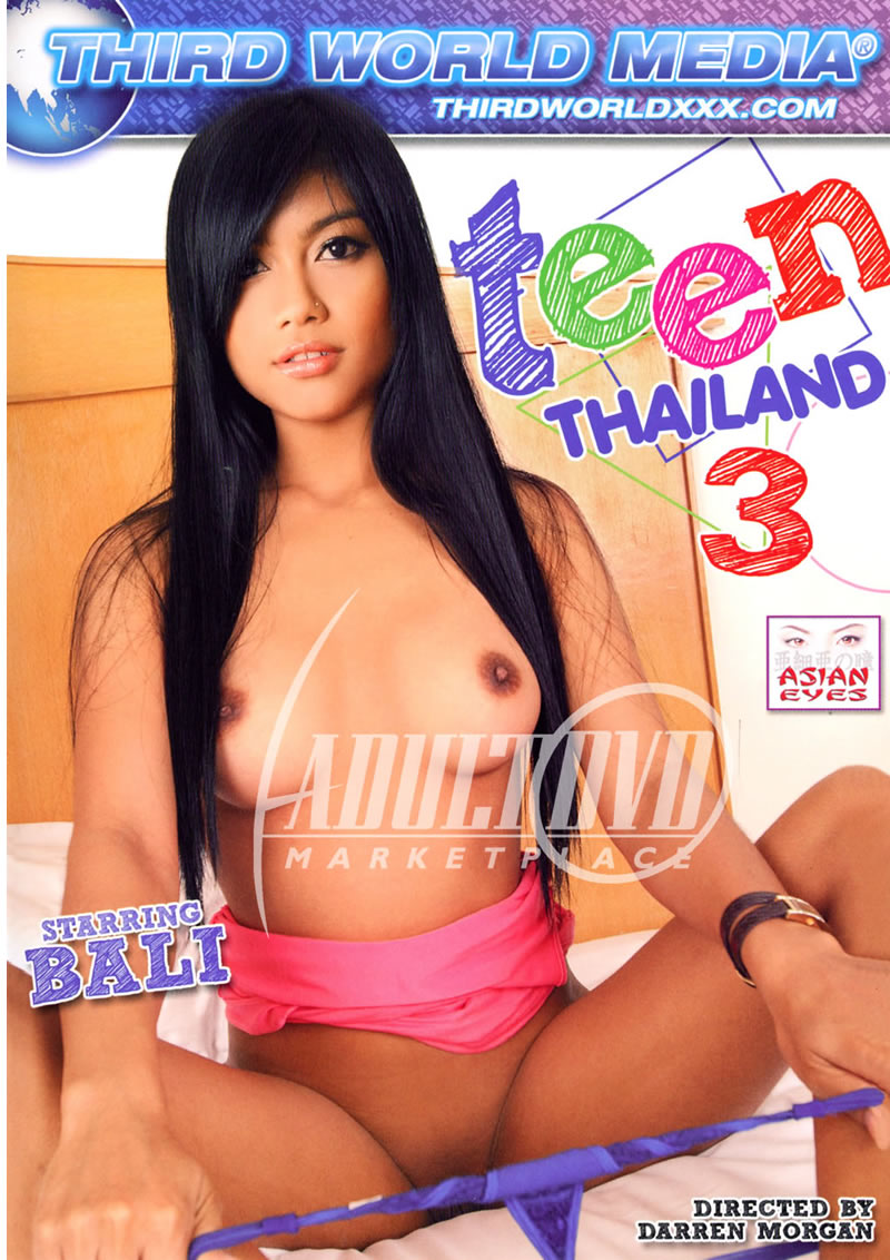 Teen Thailand 3 (THIRD WORLD MEDIA)