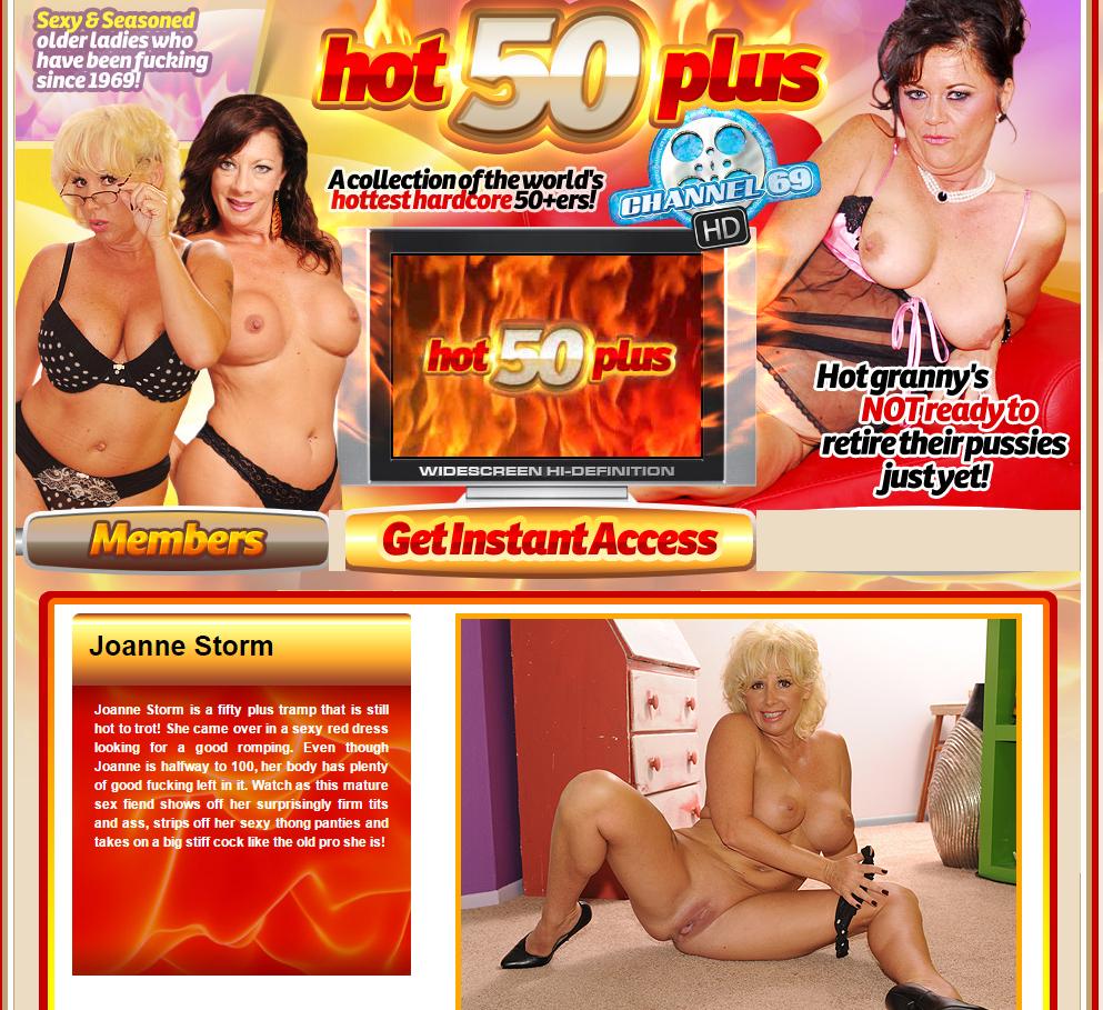 hot50plus.com – SITERIP Videos