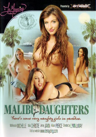 Malibu Daughters Scene 1