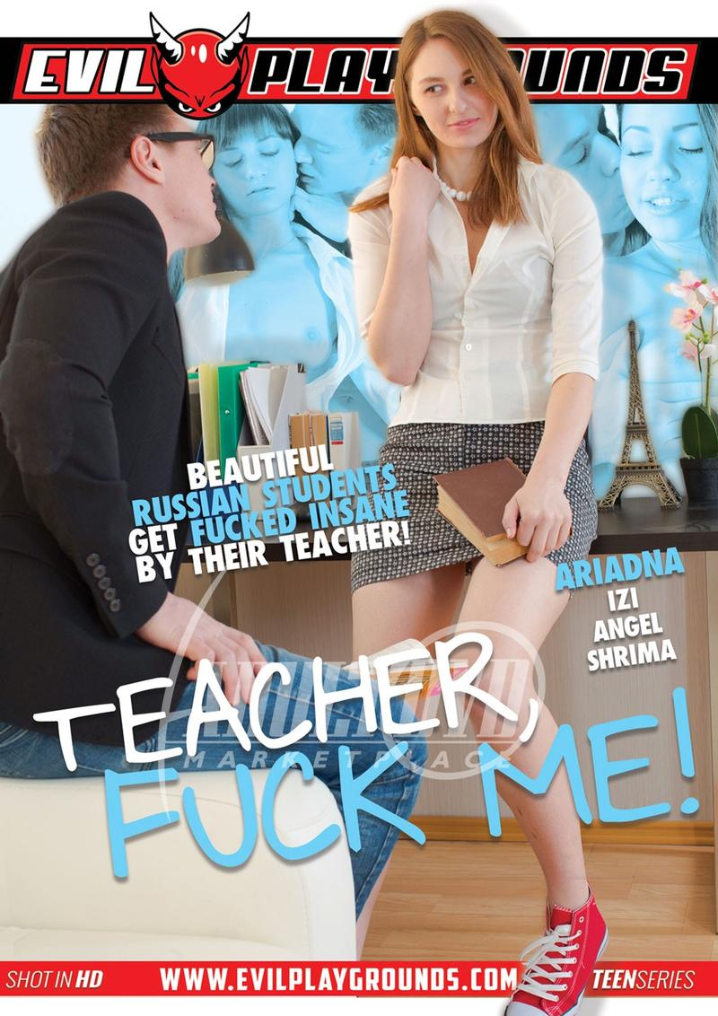 Teacher, Fuck Me! (EVIL PLAYGROUND/2017)