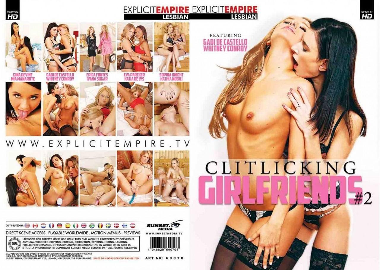 Clit Licking Girlfriends 2 (2017)